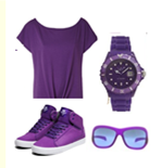 Wear Purple Day @ Region Wide - Bay, Saginaw, Midland and Mt. Pleasant